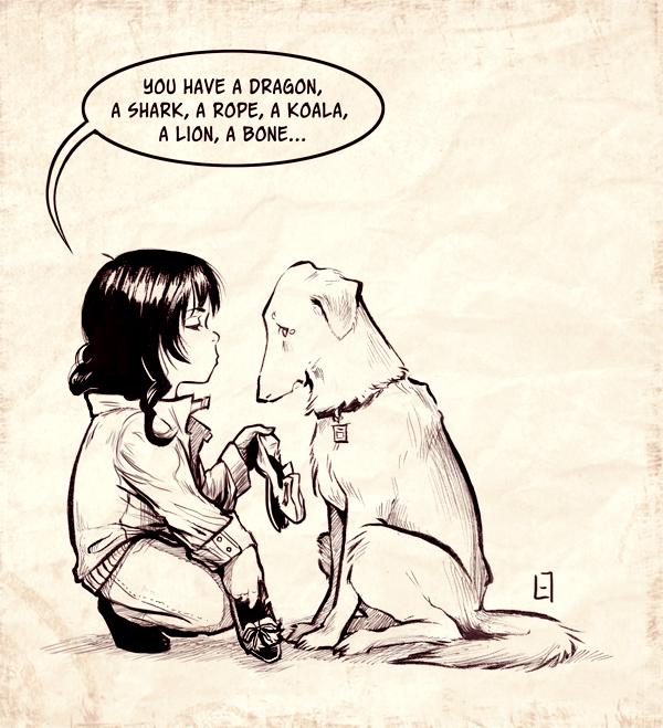 Bad Dog by Eksafael