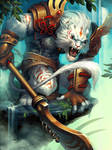 Hand of the Gods: White Tiger