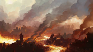 Hellboy: Lava City