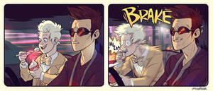Good Omens: That One Vine (you know the one)