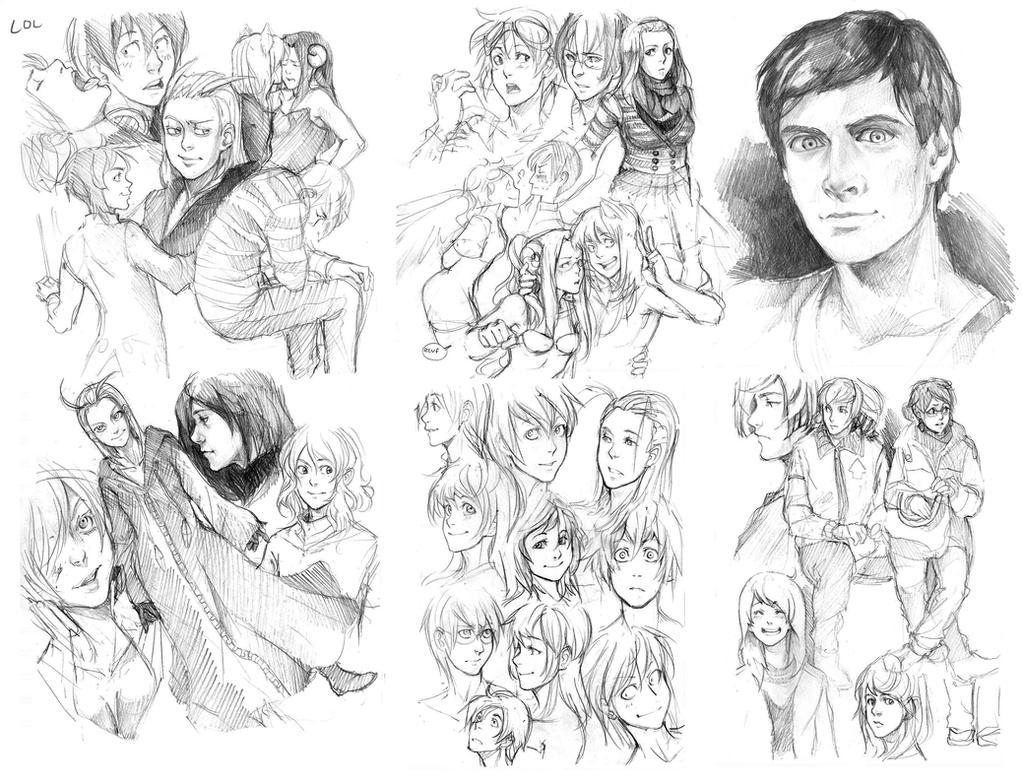 Sketchdumpling by Lapis-Razuri
