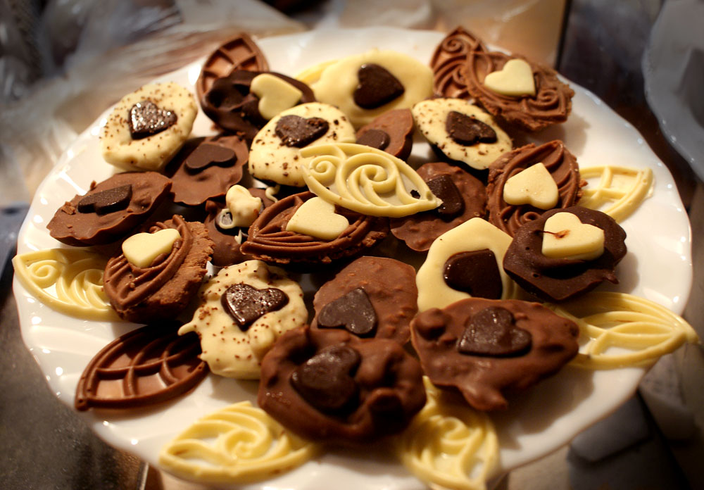 Home Made Chocolate by Razuri-chan