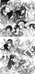 commission-Dragon Age II by Razurichan