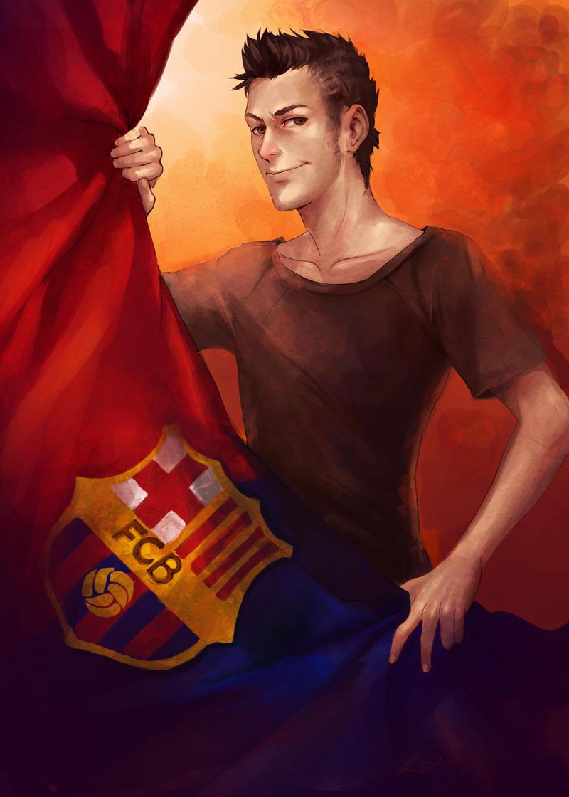 Viva Barcelona by Lapis-Razuri