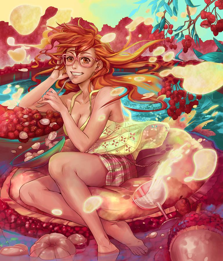 Lychee Dream by Lapis-Razuri
