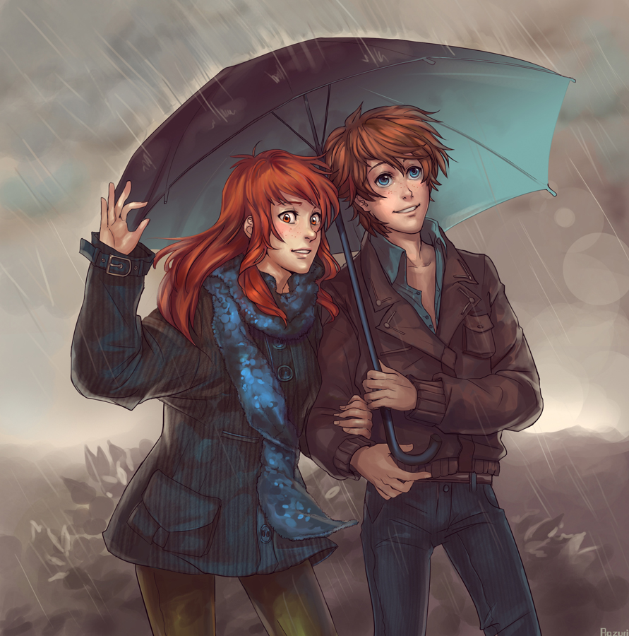 Rainy day by Razuri-the-Sleepless