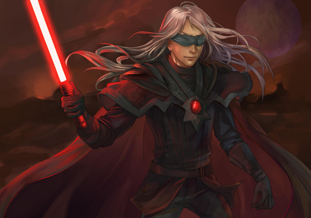 Zaraj the Sith by Lapis-Razuri