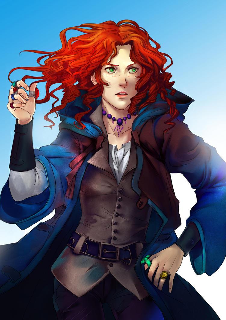 Miranda Lyonette by Lapis-Razuri