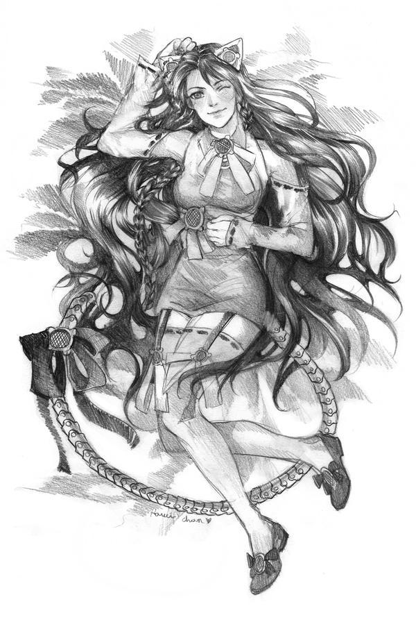 Eri by Lapis-Razuri
