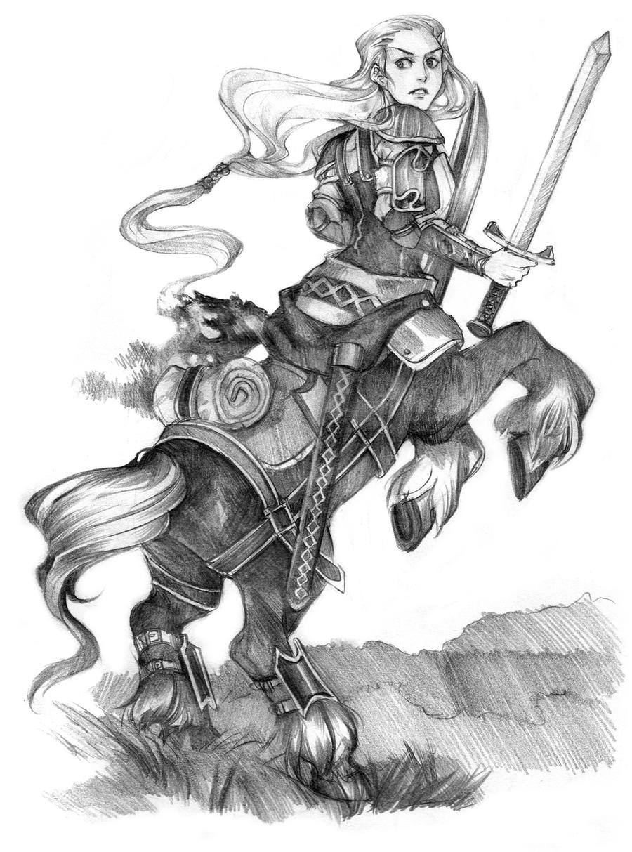 Centaurus by Razuri-the-Sleepless