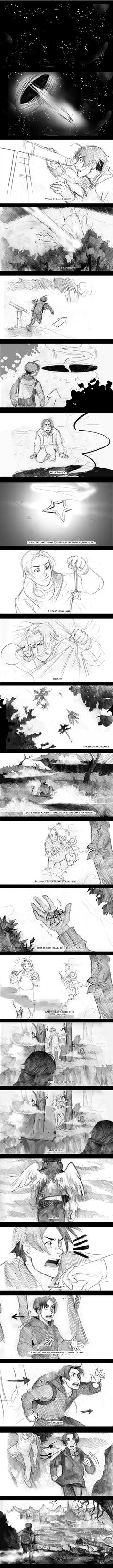 Far Beyond the World Trailer storyboard 2 by Razuri-the-Sleepless