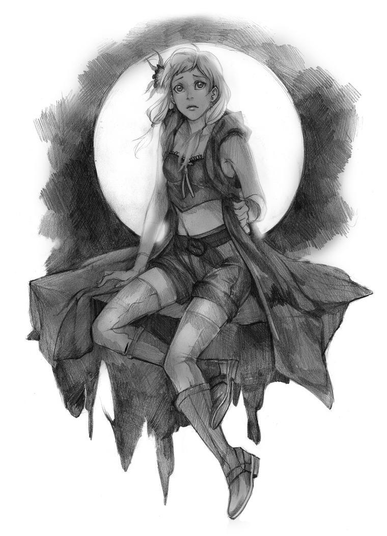 moonlight sonata by Lapis-Razuri