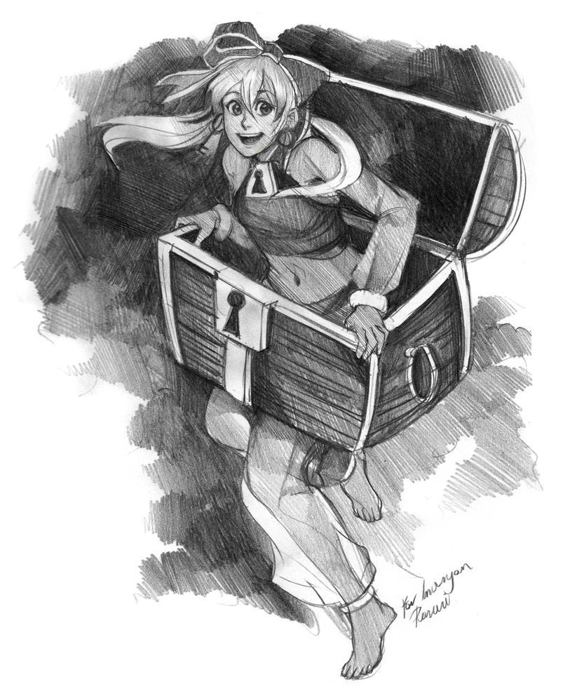 Casting prize- Inuryan by Razuri-the-Sleepless