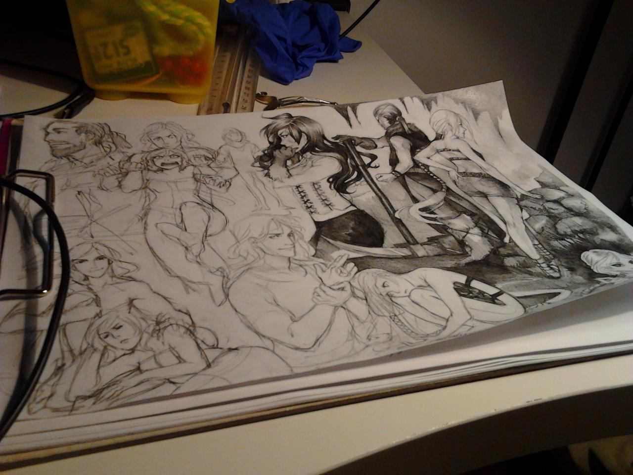 work in progress by Razuri-the-Sleepless