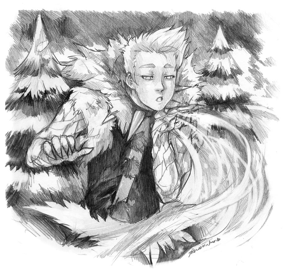 Jack Frost by Lapis-Razuri