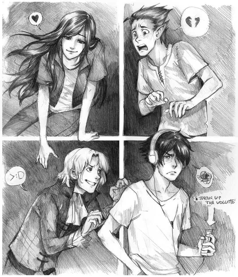 Troublesome friends by Razuri-the-Sleepless