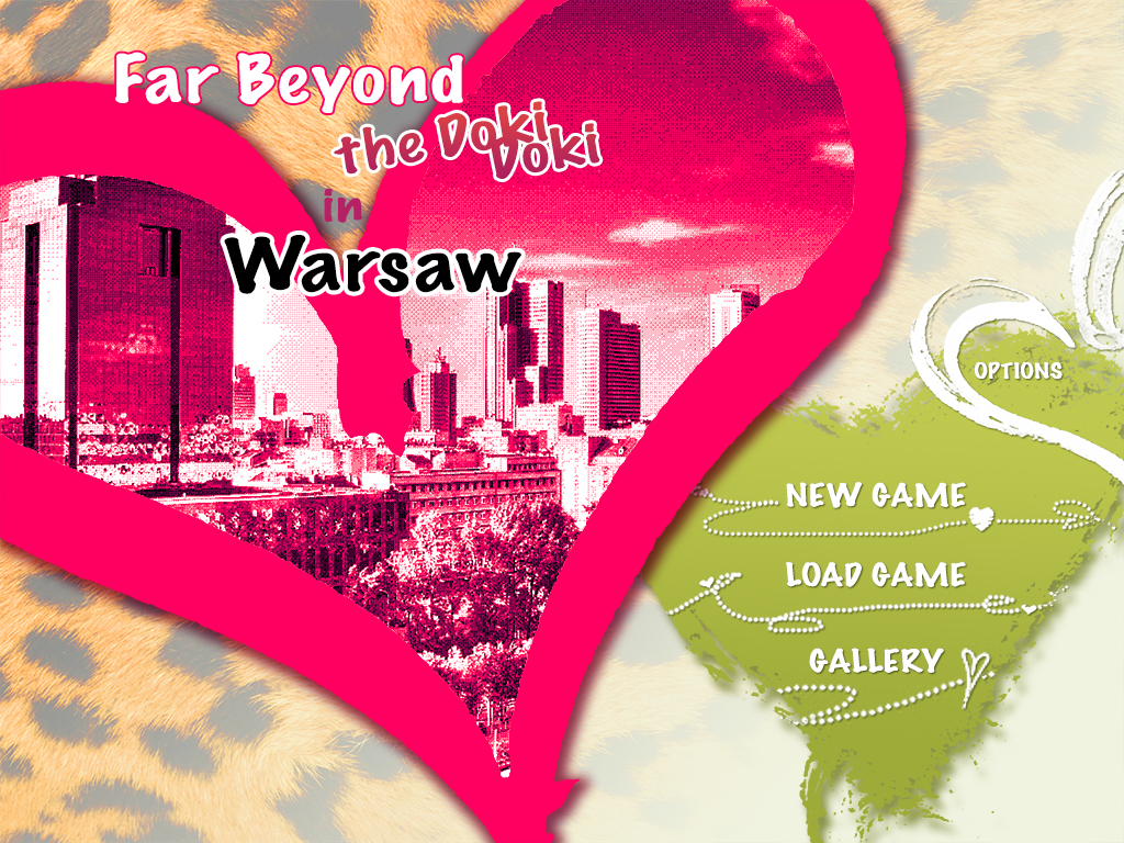 Far Beyond the Doki Doki in Warsaw the GAME by Razuri-the-Sleepless