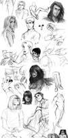 long time no sketchdumps