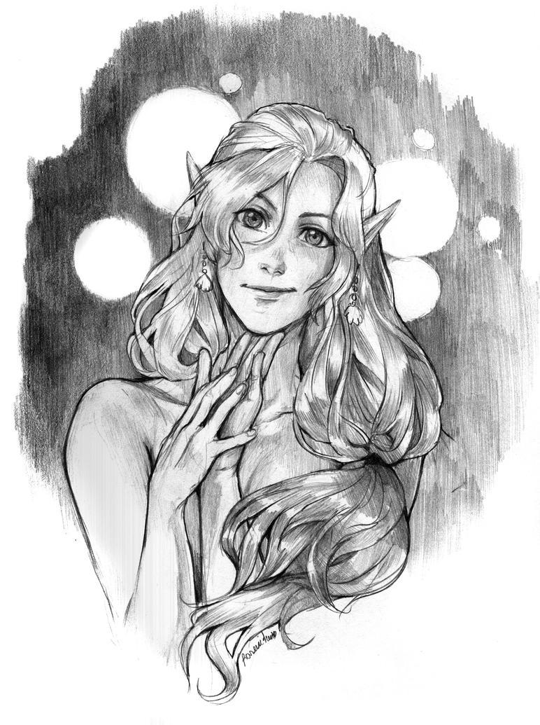 Leela by Lapis-Razuri
