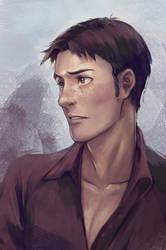 My favourite soldier by Razurichan