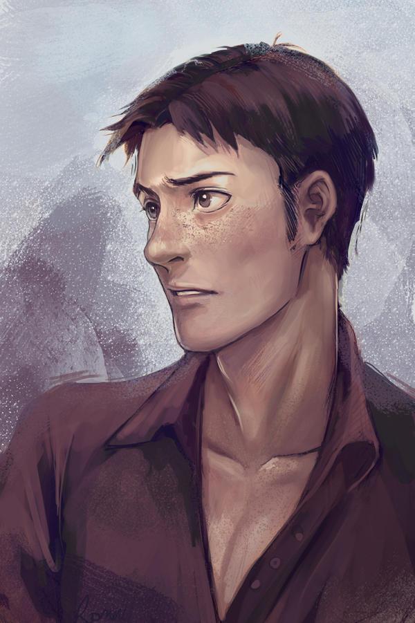 My favourite soldier by Lapis-Razuri