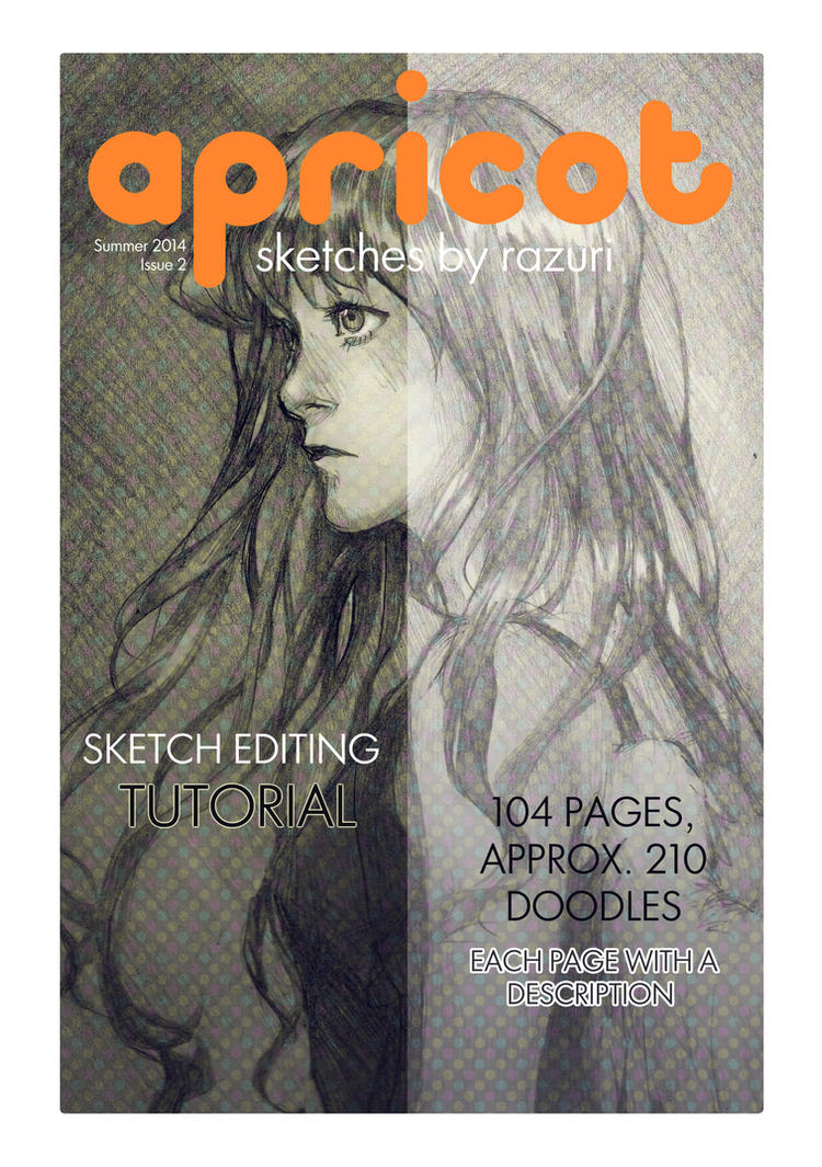 Apricot PDF Sketchbook Issue 2 by Razuri-chan