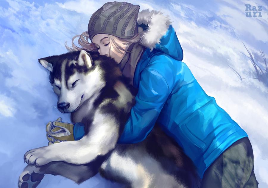 Snow eden by Lapis-Razuri