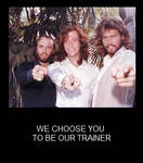 WE CHOOSE YOU
