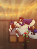 Spooktacular Fest - Show Jumping by FeatherCandy