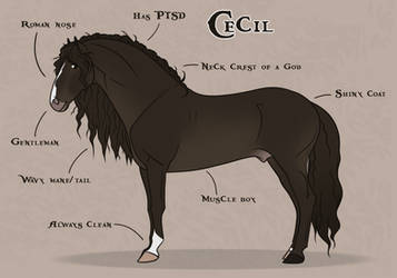 Cecilius Reference by FeatherCandy