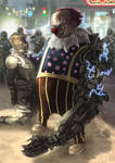 You play with the wrong clown kiddo!!!