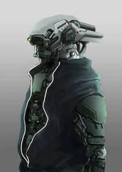 Berandal Armor by Farishariyanto