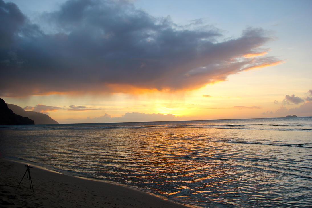 Beautiful Sunset 2 by ReptiReptilez