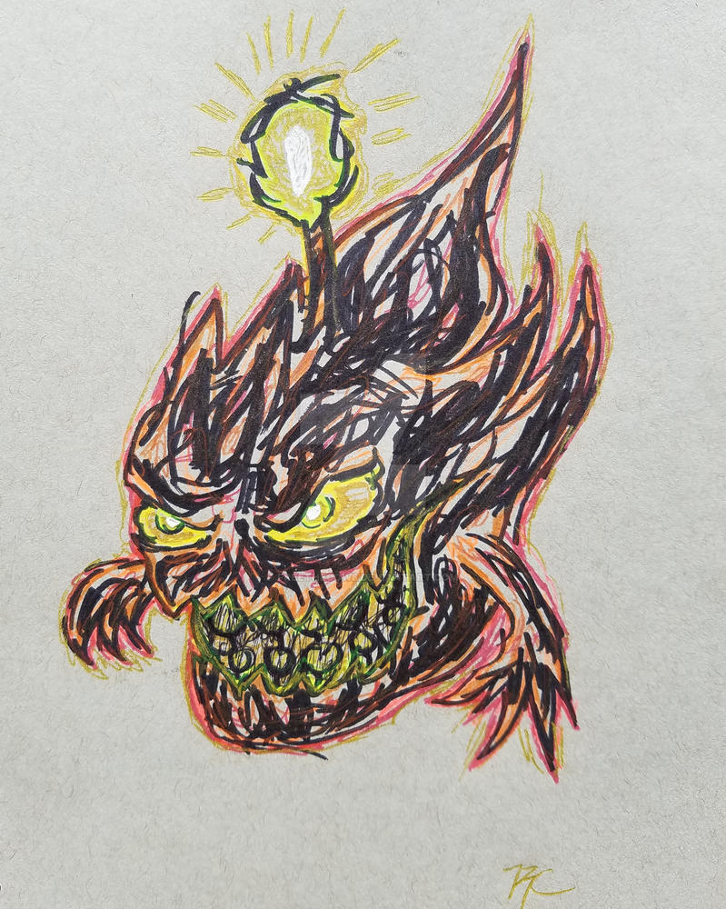 Final Fantasy Bomb by FreeTheCows
