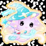 #014 Moonstar Sparkle (Events Mascot)