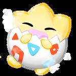 Togepi uses Yawn! by Sunshineshiny