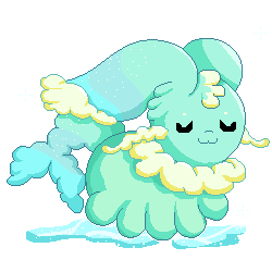 Oceanus Large Pixel Pagedoll by Sunshineshiny