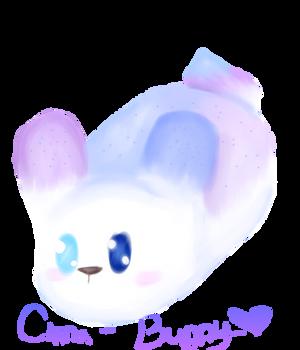Cinna Bunny (Re Draw!) by fizzlej0066