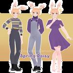 |mmd| spring/daisy (model)