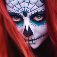 La Santa Muerte_1 by DanKu13