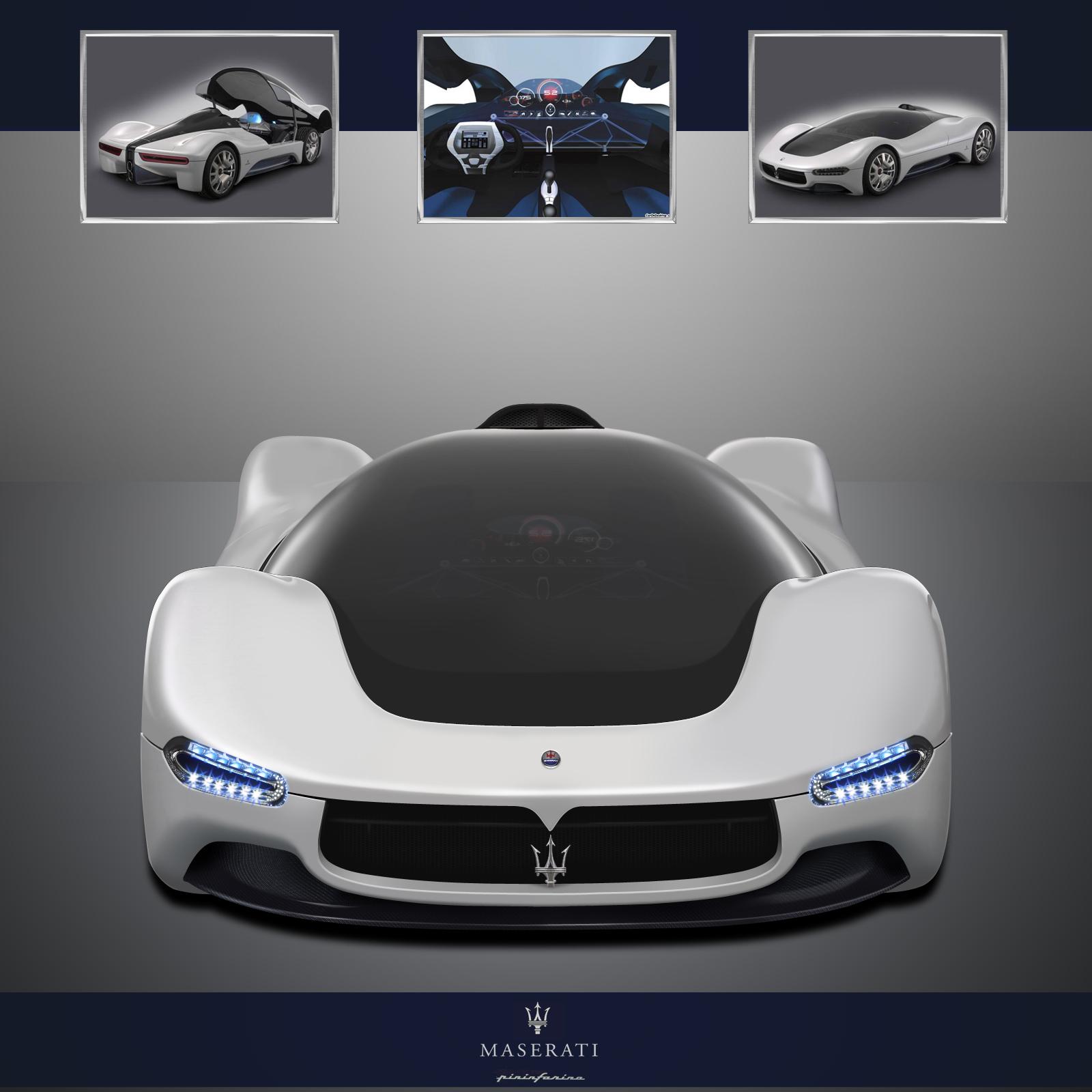 Fastest Ferrari: Fastest Cars: Maserati Birdcage Fastest Cars
