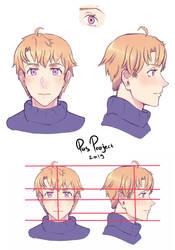 Rivington 1 profile