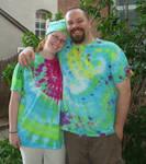 Hippy Couple