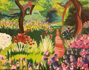 Garden for Polly