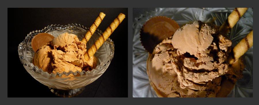ice cream by Goldphishy