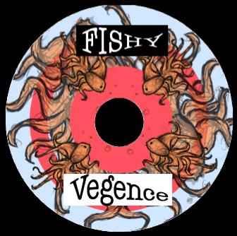 cd fish by Goldphishy