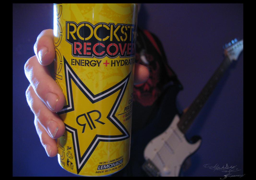 rockstar by Goldphishy