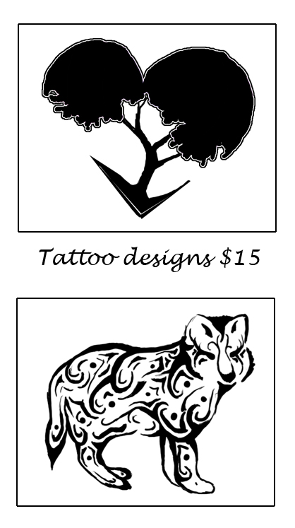 tattoo commissions open by Goldphishy