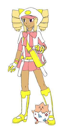 pokemon creater by Goldphishy