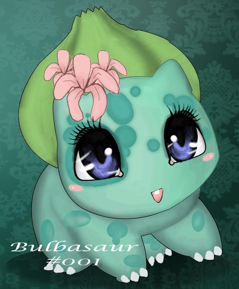 bulbasaur by Goldphishy